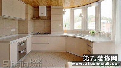半圆形的厨房_厨房装修图片