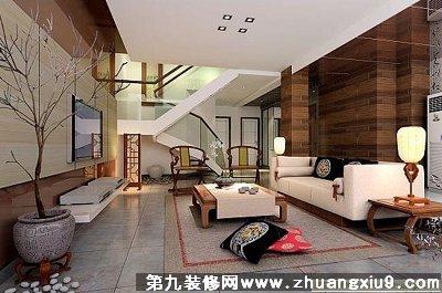 家装效果图-复式楼装修设计114