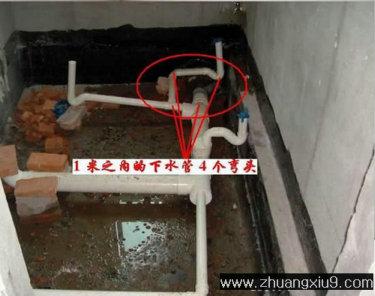 家庭装修施工流程图