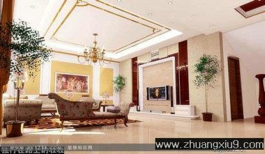 欧式风格别墅设计图赏