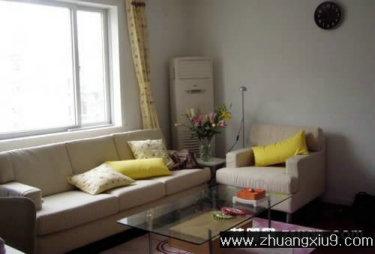 家庭室内装修设计图片之客厅装修图片:客厅实景图沙发,客厅