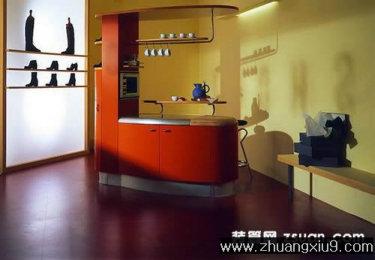 设计图片之客厅装修图片:现代欧式客厅实景图吧台,客厅装修实