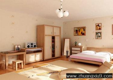 家庭室內裝修設計圖片之臥室裝修圖片:手機壁紙臥室壁紙床,