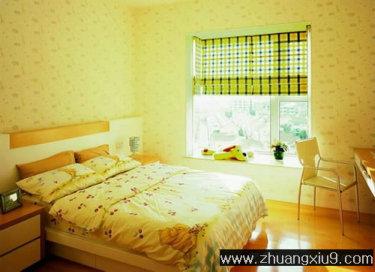 家庭室内装修设计图片之卧室装修图片:亚太室内设计温馨卧