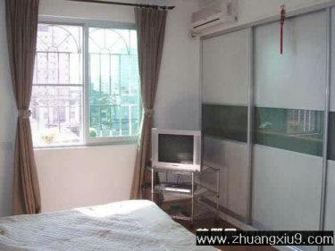 家庭室内装修设计图片之卧室装修图片:卧室实景装修图片,卧