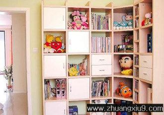 家庭室内装修设计图片之儿童房装修图片:现代儿童房实景图