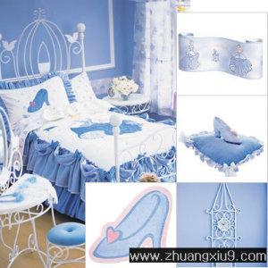家庭室内装修设计图片之儿童房装修图片:可爱风格儿童房间