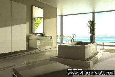 家庭室内装修设计图片之卫浴装修图片:简约欧式卫生