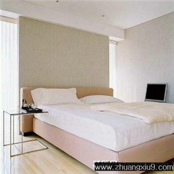 米色卧室装修图片温馨舒适