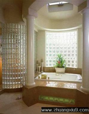 家庭室内装修设计图片之卫浴装修图片:实景卫生间装修图片,高清图片