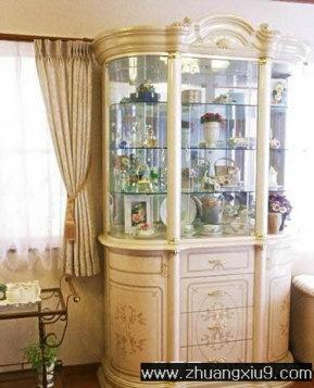 家庭室内装修设计图片之餐厅装修图片:温馨餐厅实景图储物