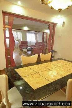 家庭室内装修设计图片之餐厅装修图片:餐厅实景装修图片,餐