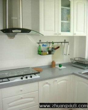 家庭室内装修设计图片之厨房装修图片:厨房实景图橱柜,厨房