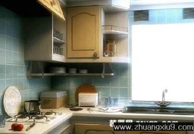 家庭室内装修设计图片之厨房装修图片:古典其他地区中户型