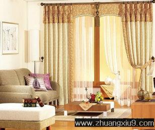 家庭室内装修设计图片之窗帘布艺图片:窗帘布艺图片,窗帘装