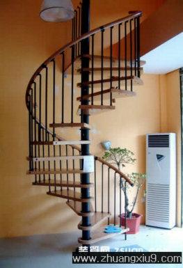 家庭室内装修设计图片之楼梯装修图片:楼梯走廊装修图片,楼