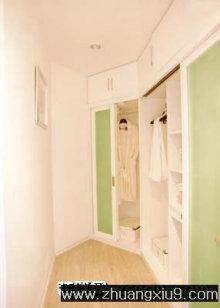 家庭室内装修设计图片之衣帽间装修图片:衣帽间装修图片,衣