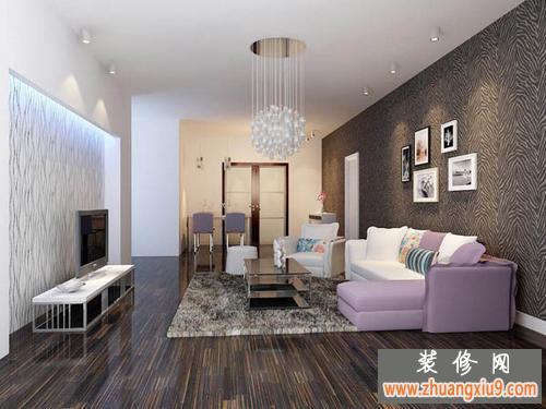 挑高客厅装修效果图欣赏 高层客厅设计生活格调展示
