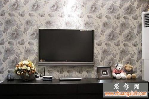 2013年电视墙壁纸效果图欣赏