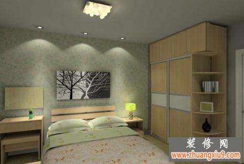 60款各种风格的卧室装修图片2013示范