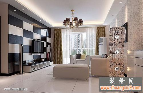 27款大气欧式电视背景墙装修推荐打造2013最炫客厅