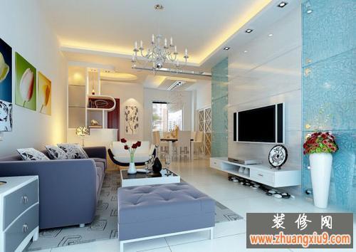 实用的客厅装修设计效果图大全2013图片