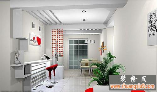 家装酒水柜装修效果图 客厅吧台效果图 家装吧台效果图