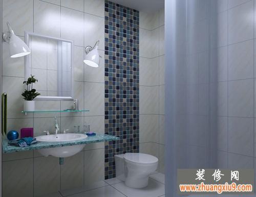 小面积家居卫生间装修效果图参考,小户型家居整体装修效果