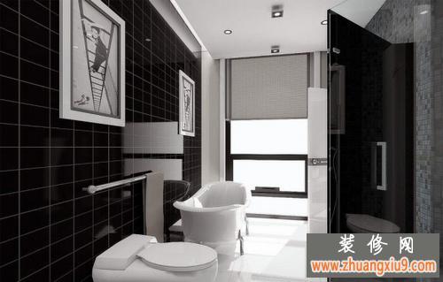 小面积浴室装修效果图赏8 卫生间效图图片