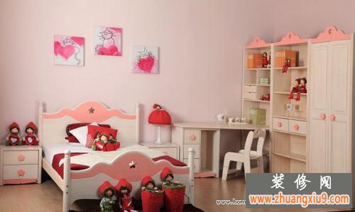 2013室内设计欧式儿童房装修效果图大全扮靓你卧室