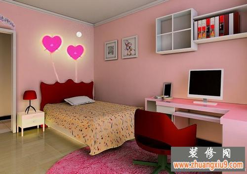 儿童房装修效果图_儿童房的装修效果图