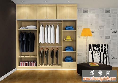 衣柜图片-整体衣柜内部结构图片欣赏