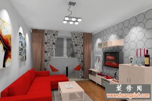 2013最新客厅效果图,家装客厅效果图,现代感的新