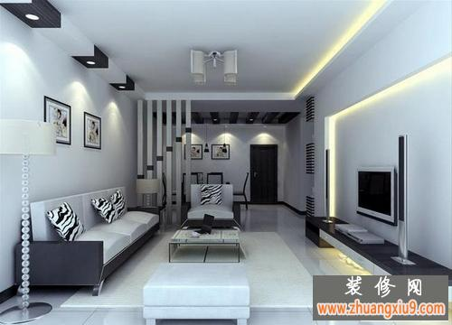最完美家居客厅装修效果图大全最新的图片摆设设计造型千