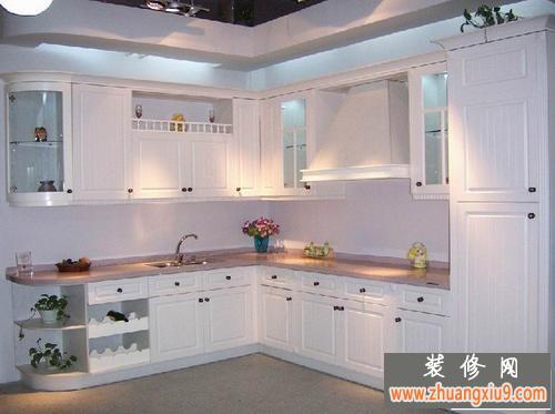 现代风格开放式厨房装修效果图大全2013图片煮出