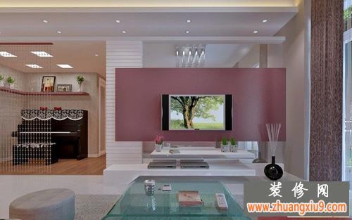 现代简欧电视背景墙装修效果图大全2013图片创造神奇力量图片