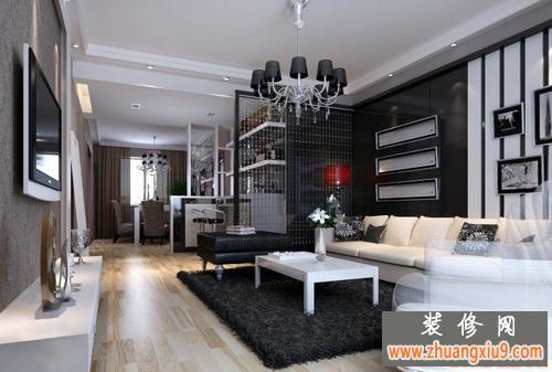 客厅吊顶装修效果图 最新的客厅吊顶效果图吊的不是吊灯而