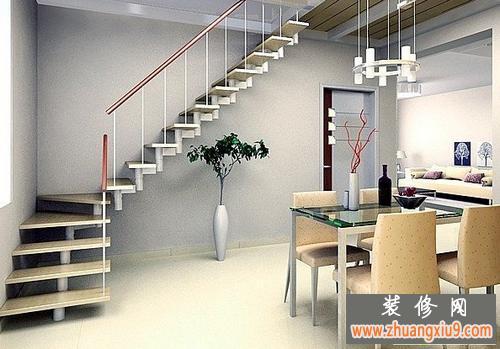 阁楼装修效果图大全2013图片-阁楼楼梯装修效果图-图