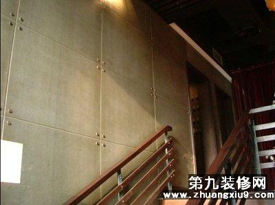 木丝水泥板的常用施工方式
