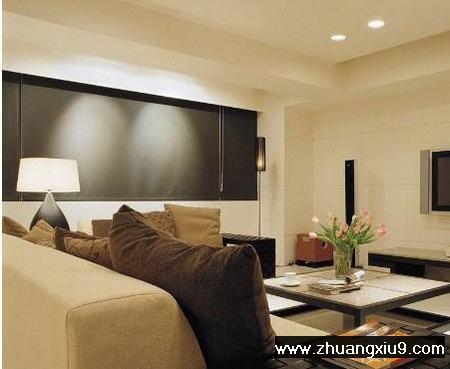 家居客厅装修设计图欣赏