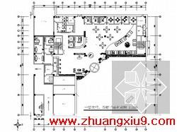 现代中式风 酒店大堂 装修图 含效果 公共
