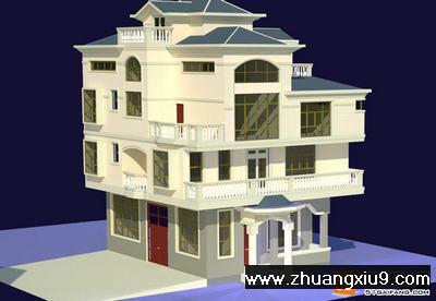 农村建房,求房屋建筑设计图纸一套-自建房装修